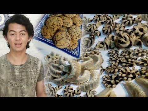 تحضيرات-العيد-الجزء-الأول😍|البريستيج|حلويات-رائعة|غريبة(البهلة)-بالفيرمسيل|تشكيلة-حلويات-الثمر-خطيرة
