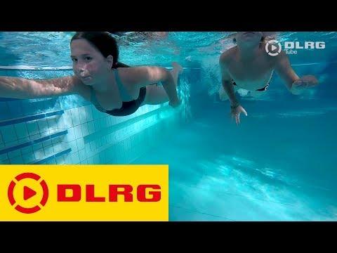 DLRG Breiten- und Gesundheitssport für den Nachwuchs