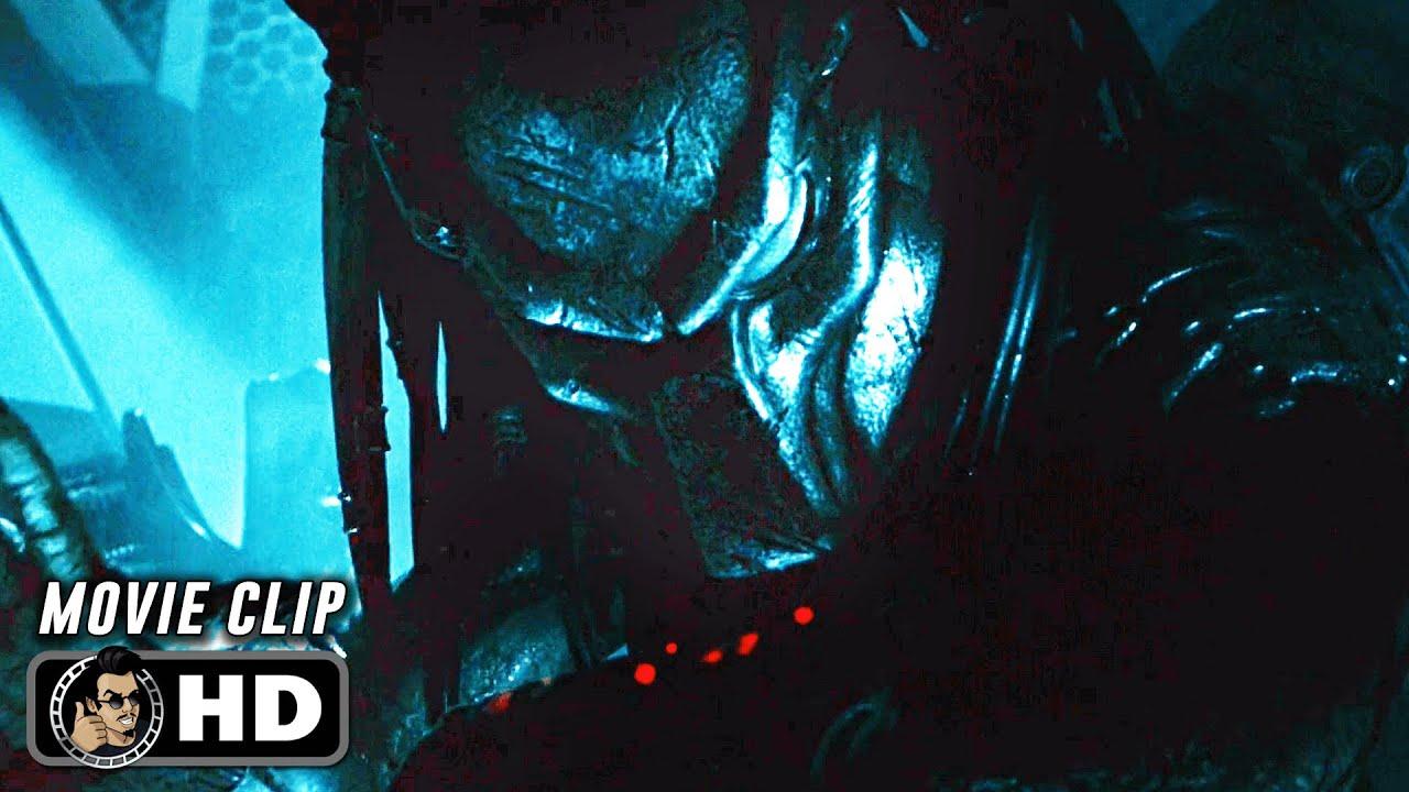 "ALIENS VS. PREDATOR: REQUIEM Clip – ""Wolf Destroys The Vessel"" (2007)"