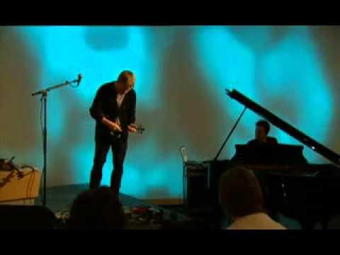 Violist Pekka Kuusisto op het Storioni Festival 2011