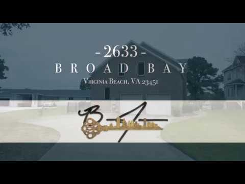 2633 Broad Bay Road, Virginia Beach, VA 23451