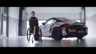 Motorsport is for Everyone: The Nathalie McGloin Story