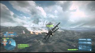BF3: How to Fly Jets Like a Pro - Full Jet Tutorial