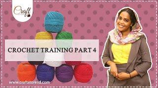 Crochet training Part 4 Join us