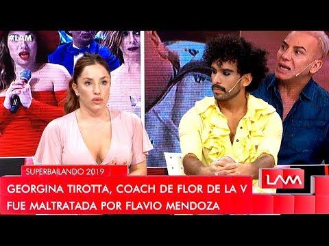 Los ángeles de la mañana - Programa 29/05/19 - Flavio Mendoza y Georgina Tirotta se dijeron de todo