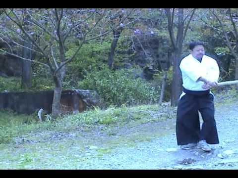 Hitohiro Saito, Ken no Suburi.avi