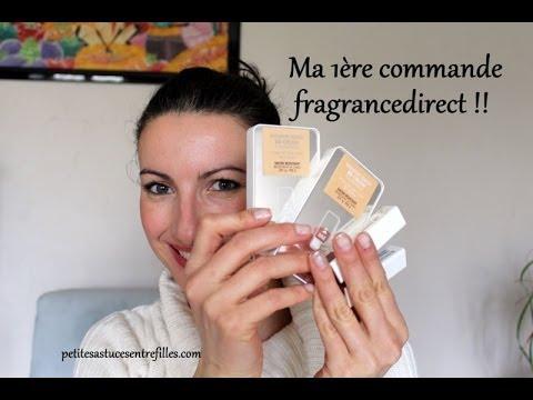 Ma 1ère commande sur fragrance direct !de YouTube · Durée:  9 minutes 20 secondes · 5.000+ vues · Ajouté le 19.02.2014 · Ajouté par Petites Astuces entre Filles