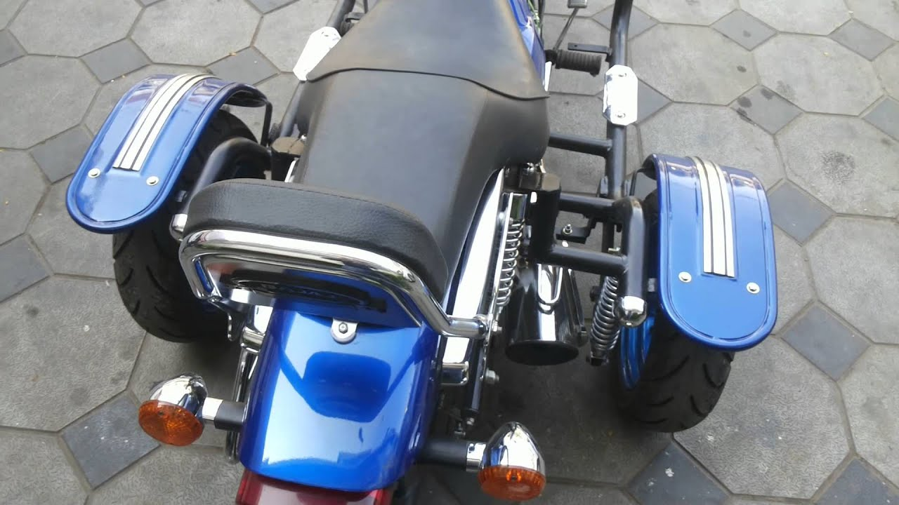 Three Wheeler Bike For Handicapped Youtube
