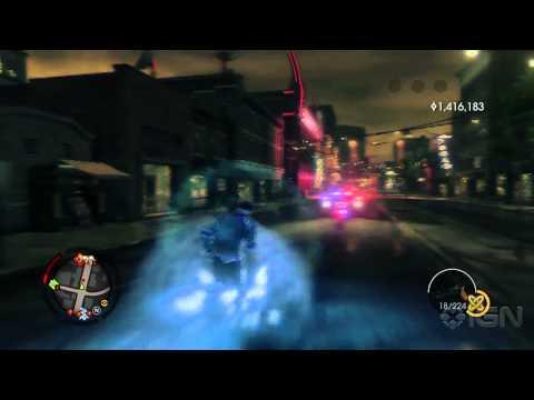 Saints Row IV Dips into Sci-Fi Madness