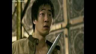 영화 아라한장풍대작전(Arahan 2004) 무술액션 장면(2)