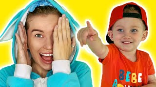 Mark is playing Peek A Boo   Nursery Rhymes & Kids Songs from MarkLand