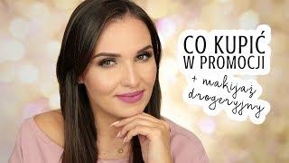 ❣ CO KUPIĆ NA PROMOCJI W ROSSMANNIE -49%? + Makijaż kosmetykami drogeryjnymi ❣