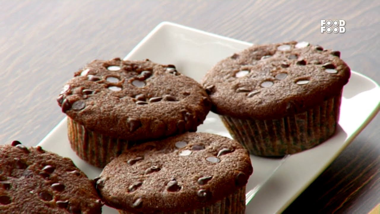 Chocolate chips muffin tea time youtube forumfinder Choice Image
