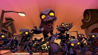 CGR Undertow - ZOMBIE TYCOON 2: BRAINHOV'S REVENGE review for PlayStation 3