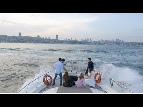Explore Istanbul on a Private Boat with Four Seasons Hotel Istanbul at the Bosphorus