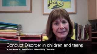 ADHD and Anti-Social Personality Disorder: Minimizing the Risks