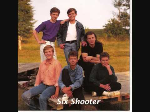 Six Shooter- Jim Dandy