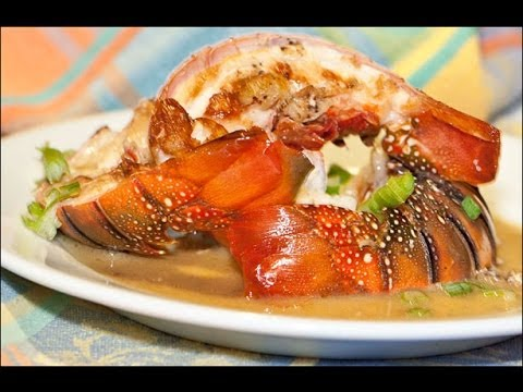 Island Cuisine, With Chef Kwivan: Season 1 Episode 1 Spiny Lobster Tail