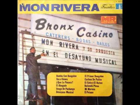 Bomba Con Boogaloo - MON RIVERA