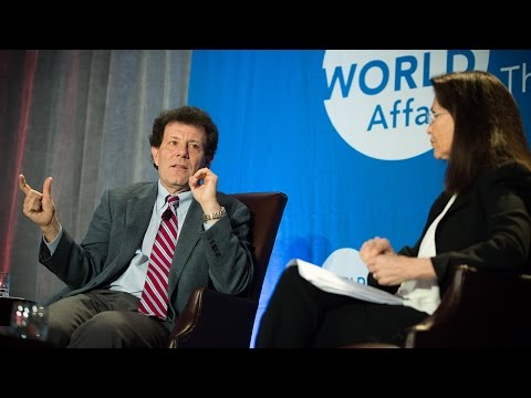 Nicholas Kristof: The Greatest Humanitarian Crisis of our Time?