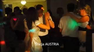 Duet Appassionata ze Sląska Tak bawią sie goscie z duetem Appassionata  Zabawa  POCIĄG