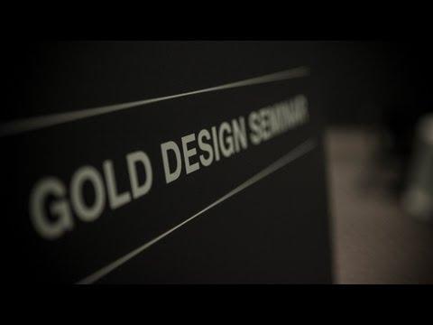 AngloGold Ashanti AuDITIONS Gold Design Seminars 2013