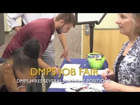 DMPS Job Fair - DMPS-TV News