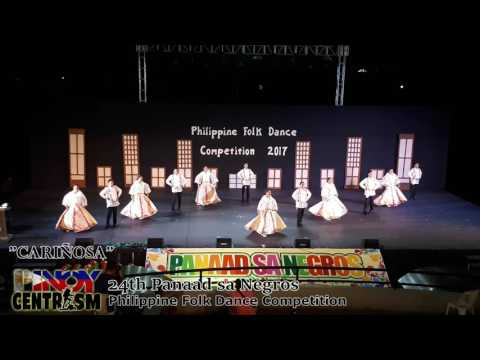Cariñosa - Philippine Folk Dance Competition 2017