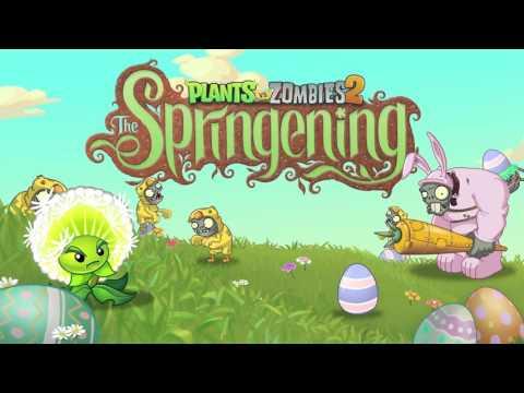Plants vs. Zombies 2 The Springening Trailer