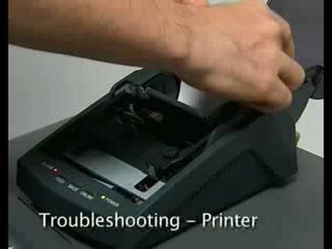 Thermal Printer Problems