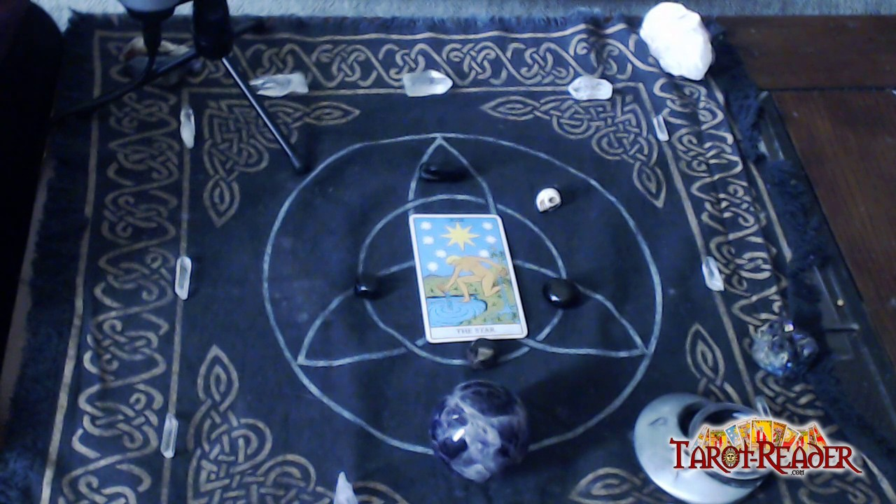 Tarot Card Meanings: The star