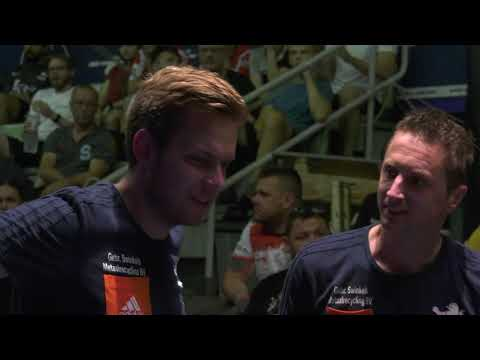 Table soccer - Final Men Doubles World Cup 2019