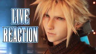 NightSkyPrince Reacts to Final Fantasy VII REMAKE VGAs Trailer