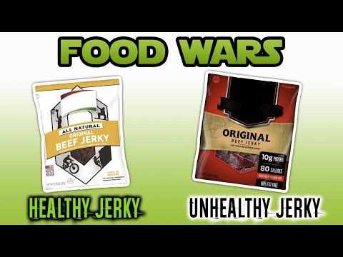 Is Beef Jerky Bad For You? (IT DEPENDS ON THIS ONE THING) | LiveLeanTV