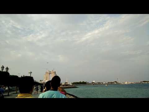 Aerobatic Performance | United Arab Emirates