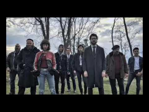 La Casa de Papel | Bella Ciao Long Version 60 min (1 hour) version