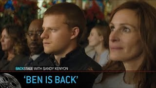 Julia Roberts and Lucas Hedges star in 'Ben is Back'