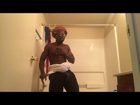 Alhaji Afrobeat(Solely Waist Movements)Dance Video(Enjoy🙈) thumbnail