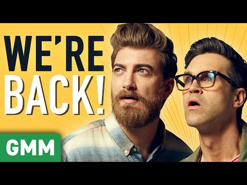 Back To Mythicality – GMM Season 14 Trailer