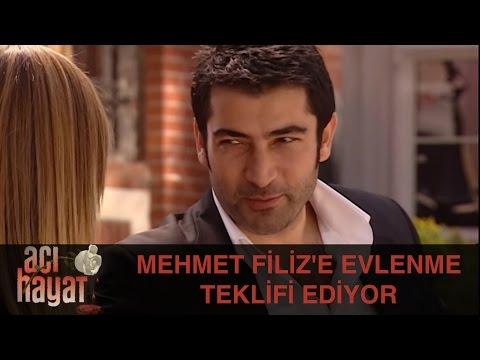 Mehmet Filiz'e Evlenme Teklif Ediyor -Acı Hayat 51.Bölüm