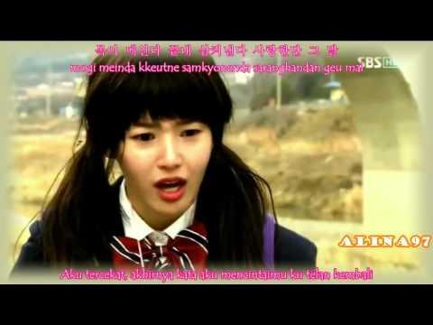 [INDO SUB] Shinjae - Falling Tears (OST. 49 Days)