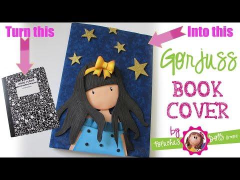 diy-gorjuss-fabric-book-cover---craft-foam-fun-fabric---back-to-school