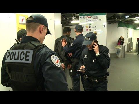 L'action de la police des transports en Ile-de-France