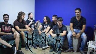 Entrevista Helix Nebula - Metal Infernus II