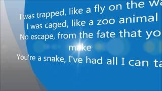 AC/DC - Fly On The Wall (Lyrics)