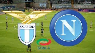Download Video Serie A 2018/19 - Lazio Vs Napoli - 18/08/18 - FIFA 18 MP3 3GP MP4