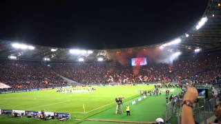 Download Video Roma vs CSKA Moscow 5:1 2014. Roma supporters MP3 3GP MP4