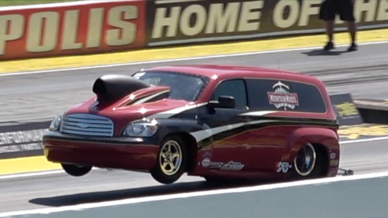8 Second Chevy Hhr Fastest Hhr In The World Youtube