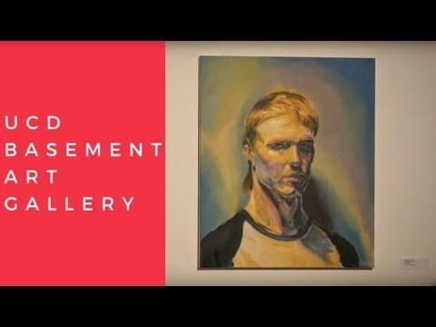 UC Davis Basement Art Gallery