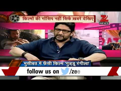 Subhash Kapoor's Guddu Rangeela in the midst  of the  'Mata Ka Email' song controversy